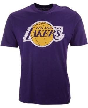 '47 Men's Los Angeles Lakers Super Rival T-Shirt