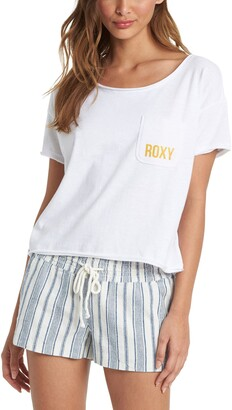 Roxy Retro Blason Graphic Tee