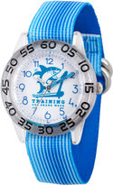 Discovery Kids Blue and White Shark Watch
