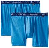 Calvin Klein Men's 2 Pack One Cotton Boxer Brief