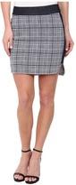 BCBGeneration High-Low Hem Sporty Skirt