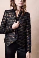 Smythe Camo Tailored Jacket