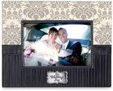 Bed Bath & Beyond Damask Grey Ceramic Wedding Frame