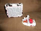 Texaco Dalmatian Pups Limited Edition Resin Ornament