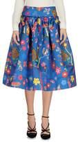 Leitmotiv Knee length skirt