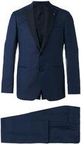 Lardini slim-fit suit