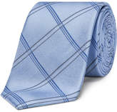 David Jones Simple Check Tie