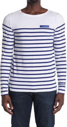 Scotch & Soda Breton Striped Long Sleeve T-Shirt