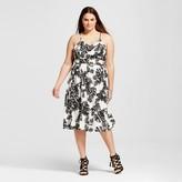 Women's Plus Size Maxi Strap Dress - J by J.O.A.