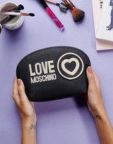 Love Moschino Makeup Bag