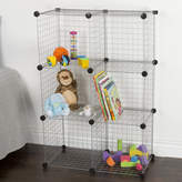 Everyday Home Modular Metal Storage Cube