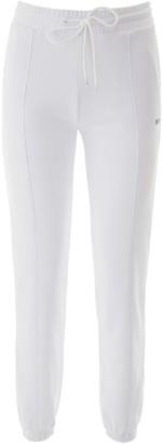 MSGM Logo Printed Sweatpants