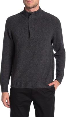 Weatherproof Quarter Zip Up Sweater