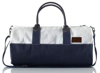 Pottery Barn Chebegue Island Duffle Bag