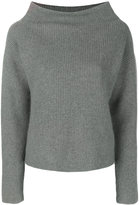 Fabiana Filippi tubular neck sweater