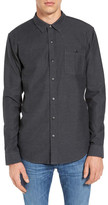 Ezekiel Cruz Woven Long Sleeve Trim Fit Shirt
