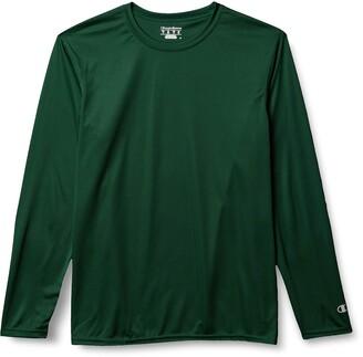 Champion Men's Long Sleeve Double Dry Performance T-Shirt