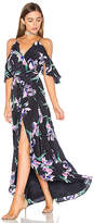 Yumi Kim Endless Love Maxi Dress in Navy. - size XS (also in )