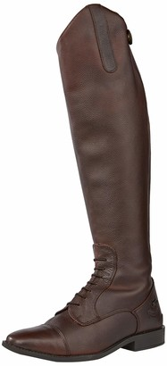 Rhinegold Elite Luxus Brown Laced Riding Boot-4(37)-Calf 0