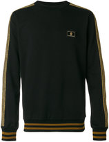 Dolce & Gabbana metallic detail sweatshirt