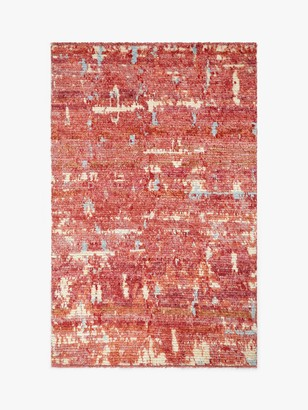 Gooch Luxury Hand Knotted Abstract Berber Style Rug, L180 x W120 cm