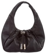 Salvatore Ferragamo Mini Leather Hobo