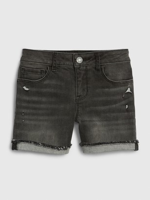 Gap Kids Distressed Denim Shorts