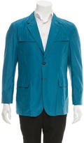 Gucci Notch-Lapel Two-Button Blazer