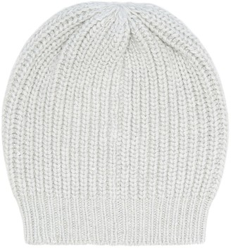 Brunello Cucinelli Cashmere and silk beanie