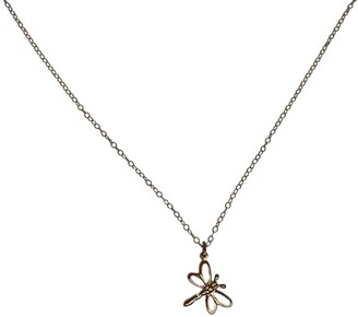 Clara Lifestyle Golden Dragonfly Necklace