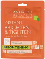 Andalou Naturals Brighten + Tighten Facial Mask