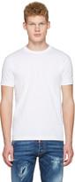 DSQUARED2 White Dan Fit T-shirt