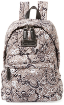 Marc Jacobs Quilted Paisley Backpack