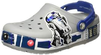 Crocs Boys' Crocband R2D2 Light-up Clog