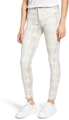 Wash Lab Tie Dye Skinny Jeans