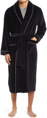 Majestic International Refinery Velour Robe