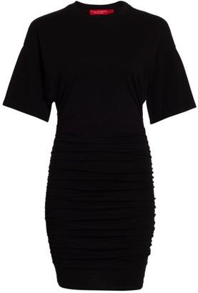 n:philanthropy Ranger Ruched Detail T-Shirt Dress
