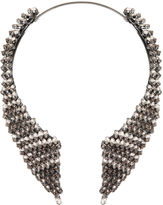 BCBGMAXAZRIA Stone Collar Necklace