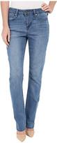 Liverpool Anthem Curvy Sadie Straight Leg Jeans in Melbourn Light Blue