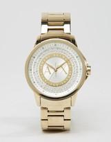 Armani Exchange Gold Watch AX4321