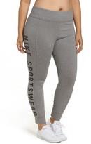Nike Plus Size Women's Sportswear Essential Logo Leggings