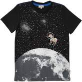 Paul Smith Glow In The Dark Print Jersey T-Shirt