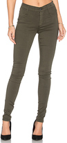 James Jeans Twiggy Dancer Legging in Green. - size 25 (also in )