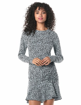 Parker Women's Rhea Long Sleeve Ruched Dress