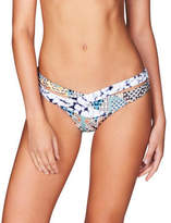 Heidi Klum Intimates Savannah Sunset Criss Cross Bikini