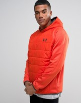 Under Armour Swacket Hooded Jacket In Orange 1282193-860