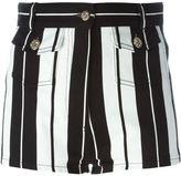 Roberto Cavalli striped shorts