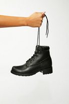Jeffrey Campbell Womens DELUGE LACE UP BOOT