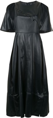 3.1 Phillip Lim Cape Midi Dress