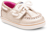 Sperry Girls' Bahama Crib Jr. Crib Boat Shoes
